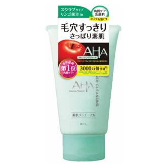 BCL AHA Cleansing Research 3 in 1 深層潔淨洗面膏 樓下百貨 Kaika No Depato